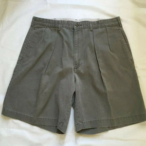 Polo Ralph Lauren Mens Shorts Pleated Size 35